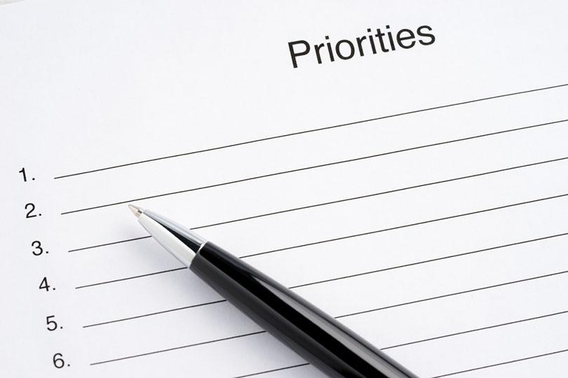 Tentukan Prioritas Pengeluaran