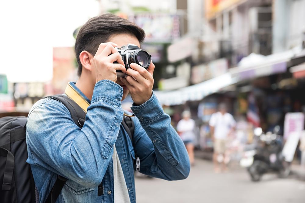 Pekerjaan Sampingan Fotografer