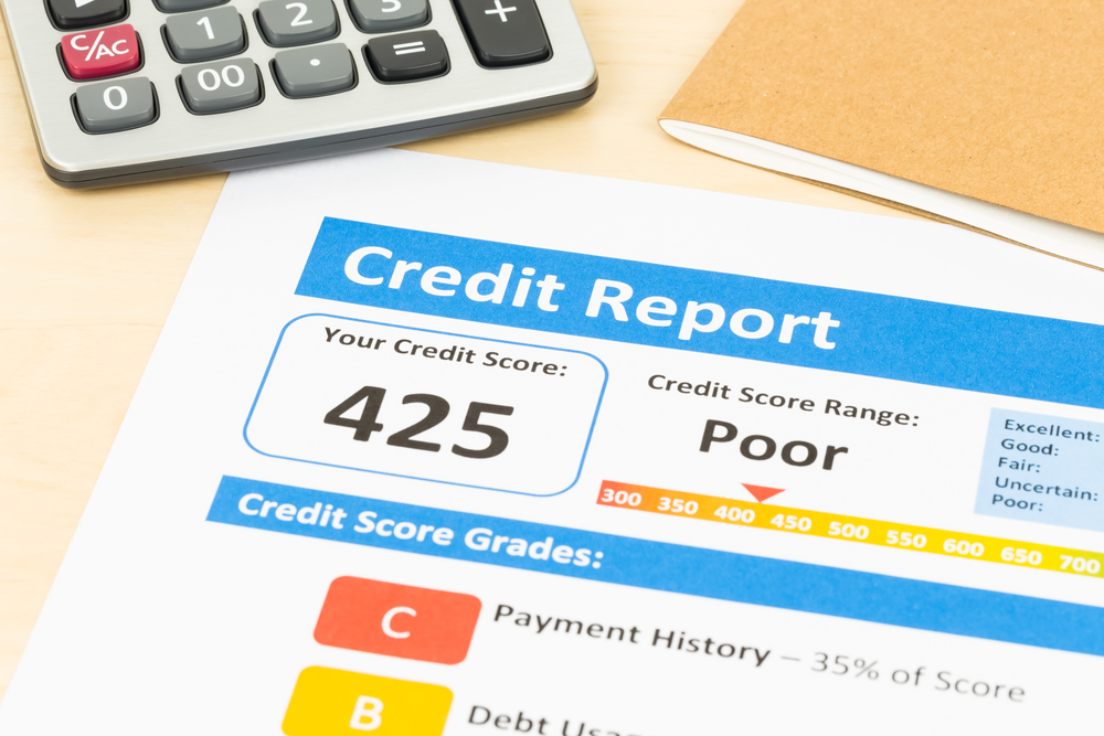 Hati-Hati Skor Kredit Buruk