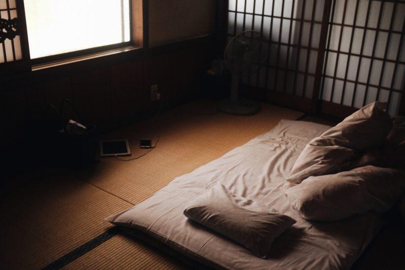 Tips Hemat Ala Orang Jepang dengan Futon