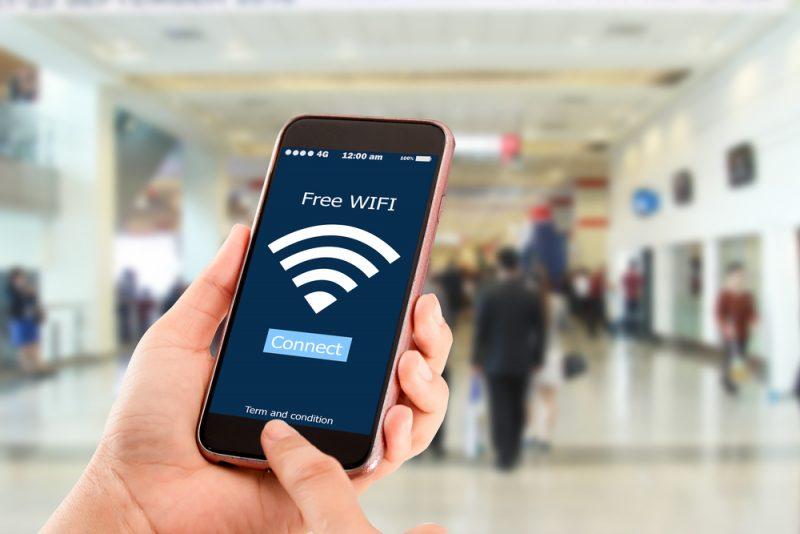 Tips Anti Boro dengan Wifi Gratis