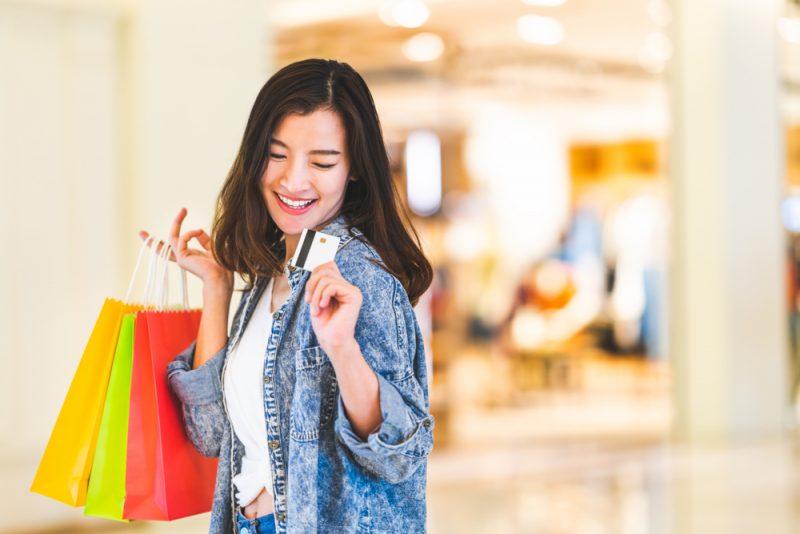 Suka Belanja untuk Menghibur Diri
