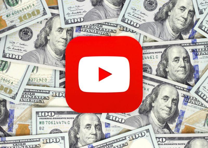 Dapat Uang dari Internet Lewat Youtube