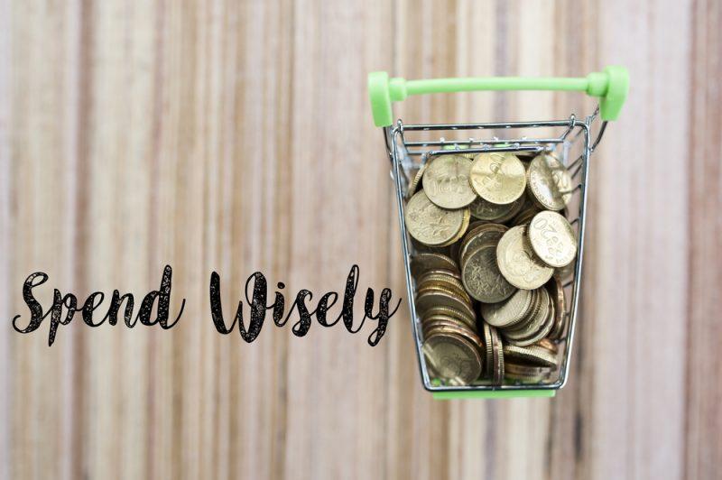Gunakan Uangmu dengan Bijak