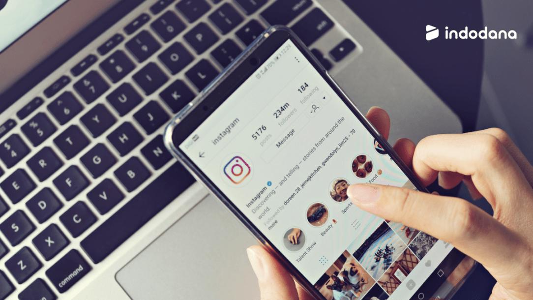 cara buat instagram bisnis