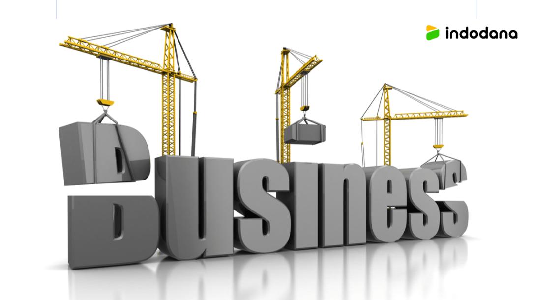membangun bisnis