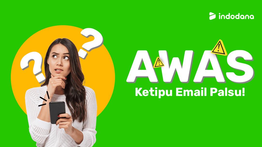 awas ketipu email palsu