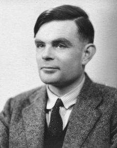 Alan Turing, hace un montón de años