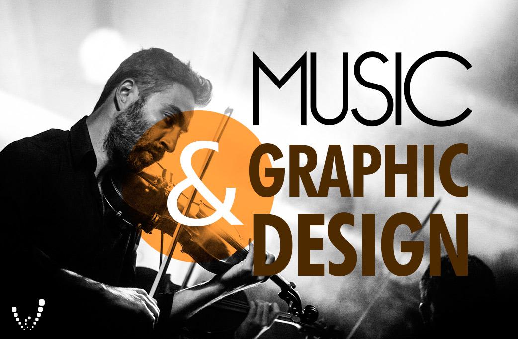 Música y Diseño Gráfico, dos lenguajes que se enriquecen   Inercia ...