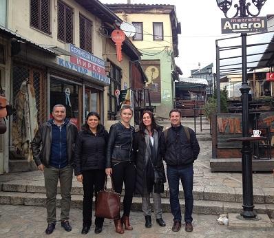 M1 DISCO Project Skopje 11st November 2015