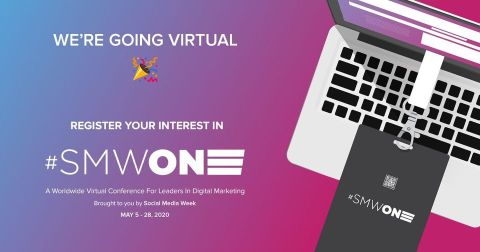 Virtual Conference: Social Media Week #SMWONE