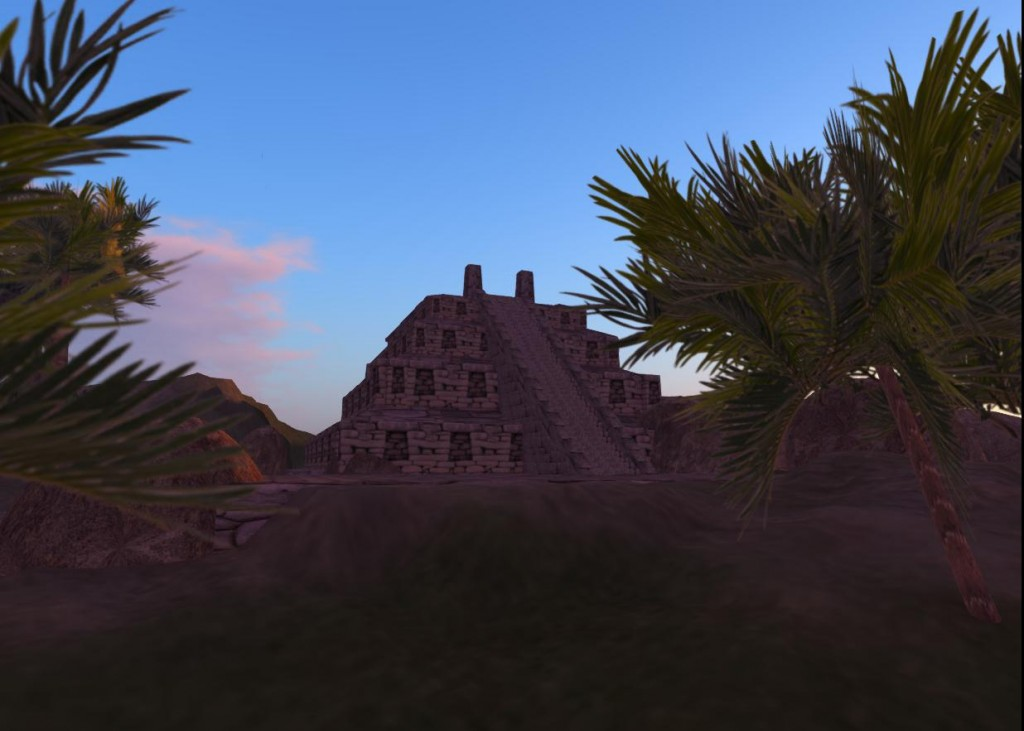 OpenSim Pirate Lands | Ai Austin Blog