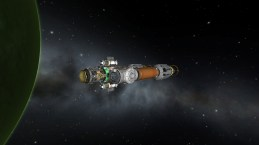 A silly exploration ship