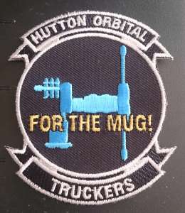 Hutton Orbital patch