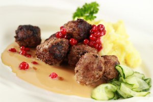 Recipe: The national dish of Sweden – meatballs