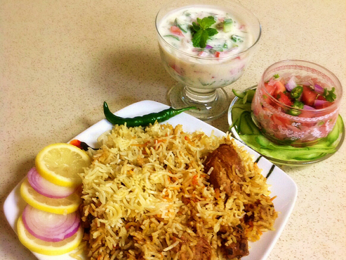 Recipe: The national dish of Pakistan - Chicken Biryani ...