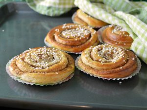 Recipe: Kanelbullar – Swedish cinnamon buns / rolls