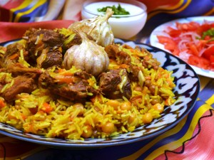 Recipe: The national dish of Uzbekistan – Tuy Palovi (Wedding plov)