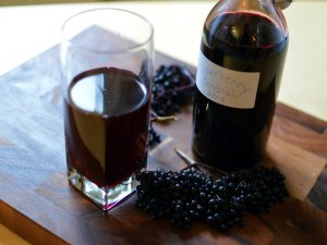 Recipe: Swedish elderberry cordial