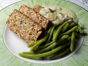 Recipe: The vegetarian meatloaf – Nut loaf