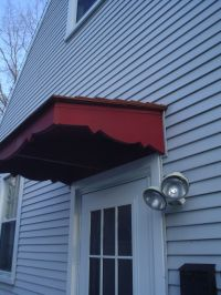 Wooden Awnings, Door Patio Porch Home Awnings, Custom Wood ...