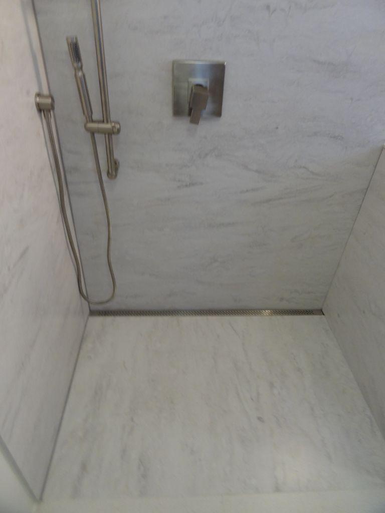 Walk In Shower Tile Base