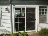 Sliding Glass Patio Door replacement for a Storm Door ...