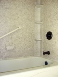 Decorative DIY Shower & Tub Wall Panels Nationwide Supply ...