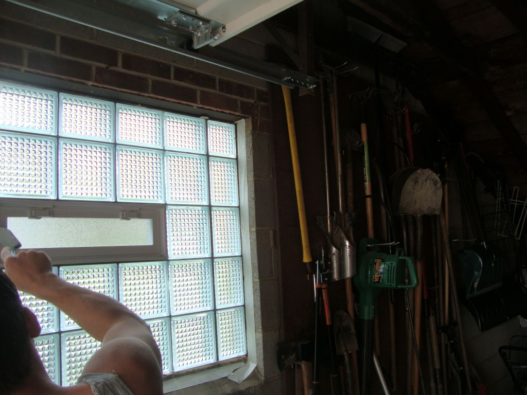 Garage Windows Ideas