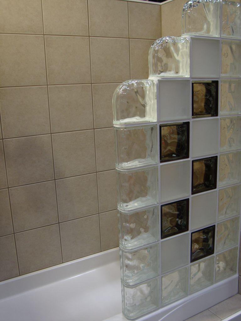 Colored Glass Block  Innovate Building Solutions Blog  Bathroom Kitchen Basement Remodeling