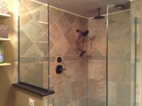 Experienced DIY Remodelers Transform Their Master Bathroom ...