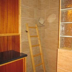 Glass Kitchen Cabinet Knobs Antique Islands Decorative Block Shower, Bamboo Porcelian Tiles ...