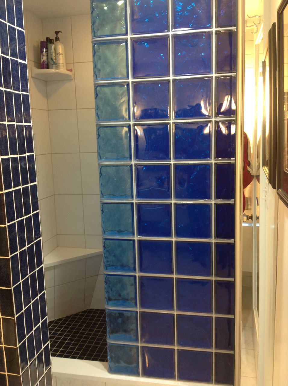 How to use lighting mirrors vanities and color in a Condo Bath Remodeling Cleveland Heights Ohio
