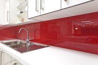 High Gloss Acrylic Walls Surrounds for Backsplashes, Tub ...