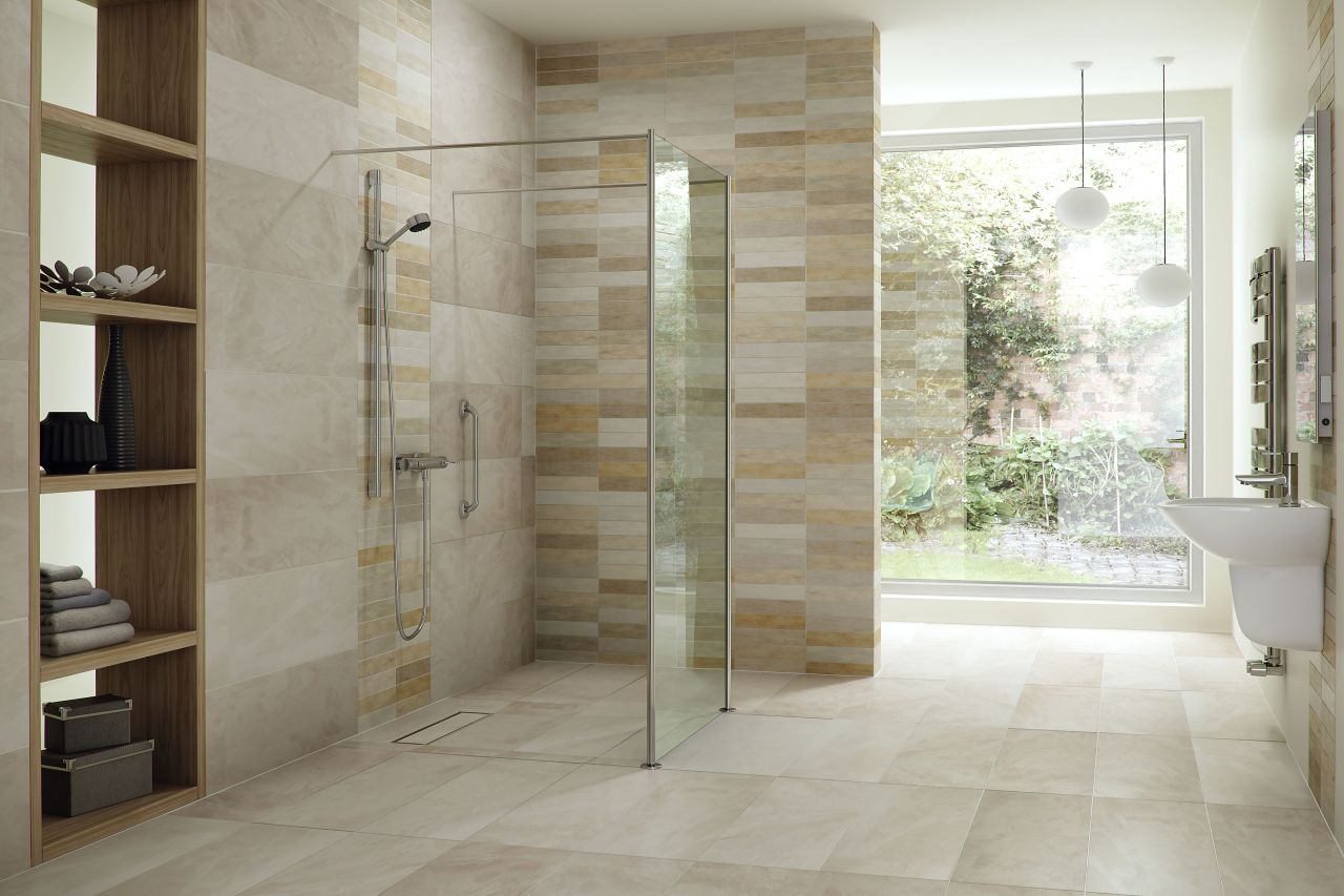 Roll In Handicapped ADA Shower Design Tips Cleveland Amp Columbus Ohio