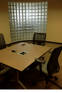 Curved Glass Block Office Walls  Advantages and Design ...