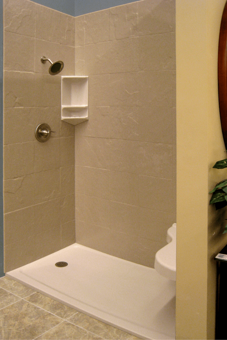 onyx solid surface shower walls