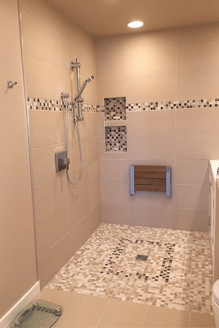Advantages And Disadvantages Of A Curbless Walk In Shower