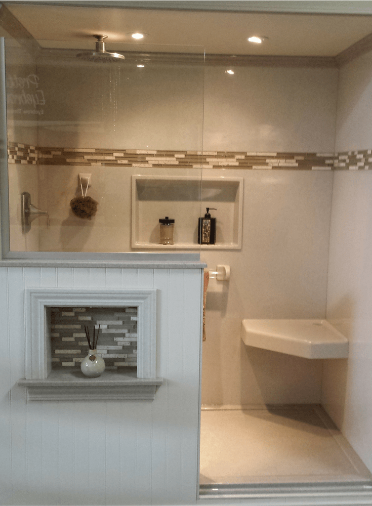 5 Tricks For A Lean Luxurious And Low Maintenance Shower
