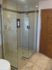 Shower wall panel installation problems solved with custom ...