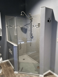 How to Compare Solid Surface & Cultured Stone Shower Systems