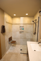 Tile Shower Base & Wall Panel Replacement Ideas – Innovate ...
