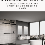 Pros Cons And Advantages Disadvantages Of Wall Hung Floating Vanities Innovate Building Solutions