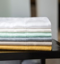Bamboo Blends & Tencel Sheets > 300 Tencel Solid Sheet Sets
