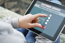 Online customer service satisfaction survey can improve your relationship[ with your customers.
