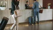24-hour hotel reception
