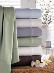 Organic Cotton, Bamboo Blends & Tencel Sheets Bamboo Blend Sheet Sets