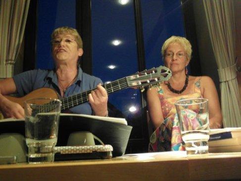 """Musikalische Lesung am 15. August im """"Hotel zur Post"""""""