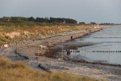 Strand am Harten Ort