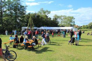 Mittsommerfest 2014 auf Hiddensee